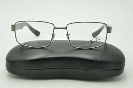 Ray Ban RB 6319 Eyeglasses 2620 Gunmetal Black Frames 55mm + Case - $71.95