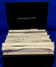 Vintage Franklin Mint - 135 Complete Uncirculated Banknotes of All Nations World image 4