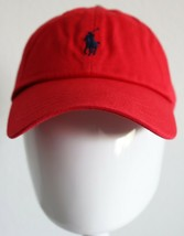 Polo Ralph Lauren ClassicsRL 2000 Mens Hat Red One Size - $29.99