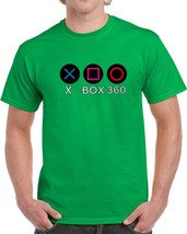 X Box 360 Ps Buttons T Shirt - $19.39+