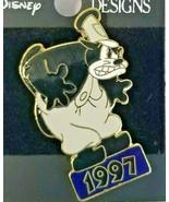 1997 Walt Disney World Disneyana Official Convention Peg-Leg Pete Disney... - $14.21