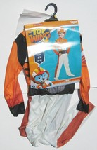 Top Wing SWIFT Halloween Costume Boys Size Small 4-6 Years NEW Orange White - £9.70 GBP