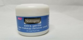 Neutrogena Extra Gentle Eye Makeup Remover Pads, 30 Large Plush Pads - $6.99