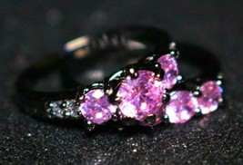HAUNTED RING: 2X POWERFUL FERTILITY BOOST! VOODOO LOA BLESSED! DOUBLE CAST! - $55.99