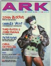Arken Sword Issue #26 Ark Comic Magazine Charles Vess John Bolton 1989 - $19.95
