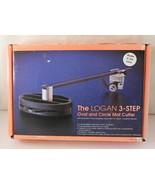 Logan 3-Step Oval and Circle Mat Cutter Model 201 - $34.99