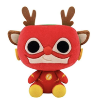 "Funko Christmas Reindeer Flash 9"" Plush DC - $16.82"