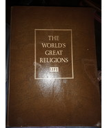 The World's Great Religions , a Life Books - $120.00