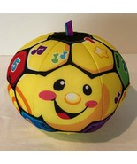 Fisher Price Laugh and Learn Soccer Ball Kick Learn Numbers Developmenta... - $9.99