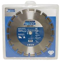 309 400 stens silver streak asphaltgreen concrete blade thumb200