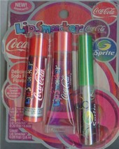 Lip Smacker Coca-Cola Assorted Flavored Lip Moisture 5 Sets - $19.99