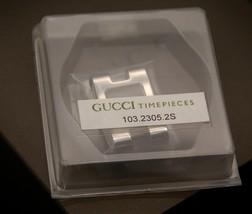 NIB Gucci  Replacement Case Set - 2305 L - Silver Tone - $79.95