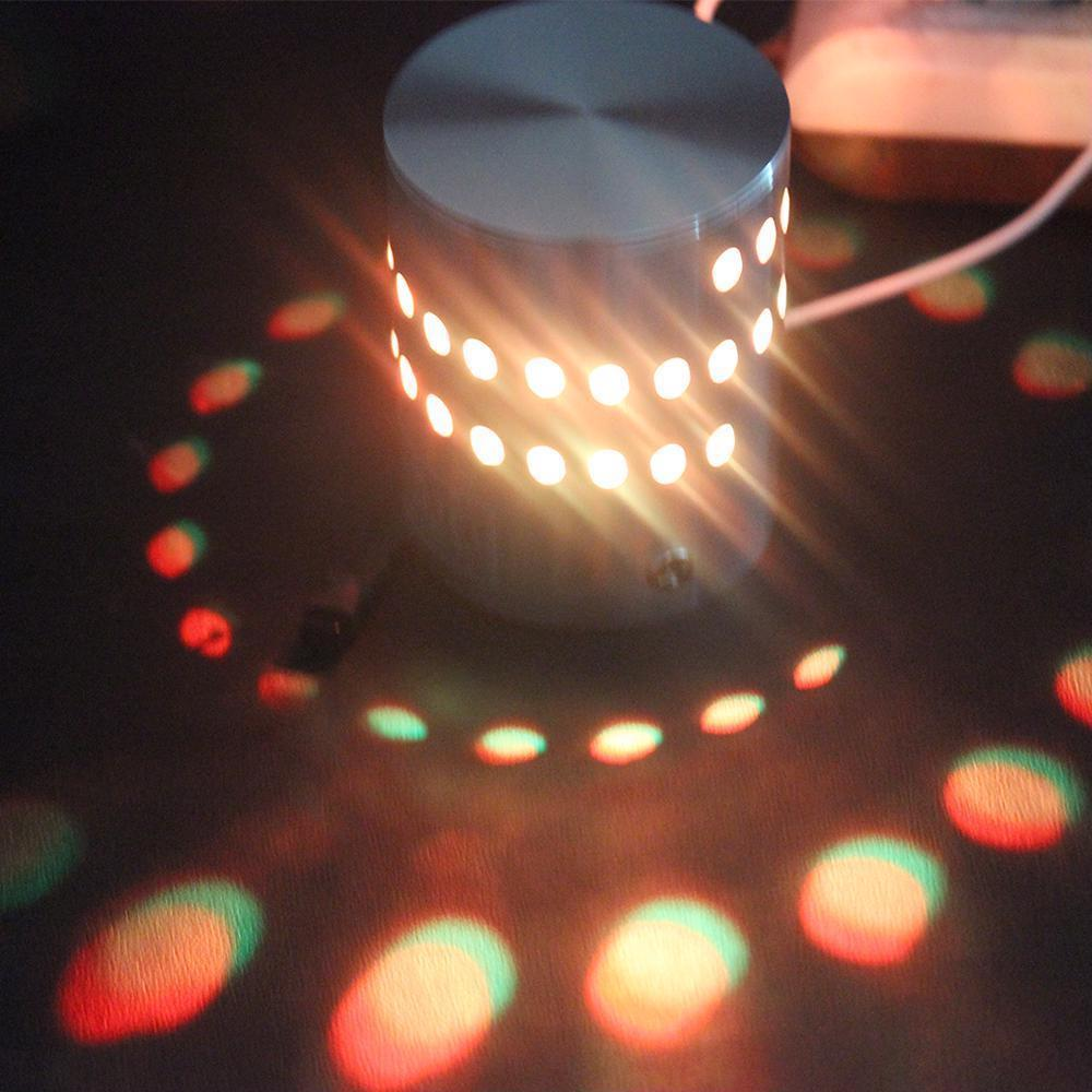 LED Lamps Remote Control Multi-Color