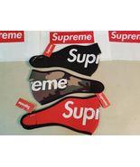 Supreme Neoprene Face Ski Mask Black Red Camo US Fast Free Shipping Seller - $29.95