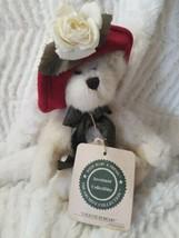 Boyds Bears Colette Dubeary Teddy Bear Plush Stuffed  Animal with tags 9... - $12.99