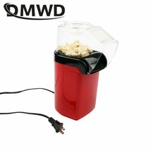 Automatic Mini Hot Air Popcorn Making Machine Electric Corn Popcorn Make... - $75.14