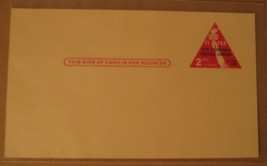 UX44 1956 2c FIPEX Postal Card Unused - $1.50