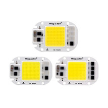LED COB Lampe Chip 5 Watt 20 Watt 30 Watt 50 Watt 220 V Eingang Smart IC... - $10.31