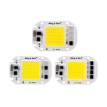 LED COB Lampe Chip 5 Watt 20 Watt 30 Watt 50 Watt 220 V Eingang Smart IC... - $10.31