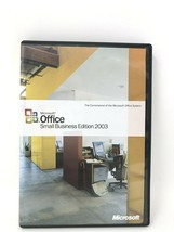 Microsoft Office 2003 Small Business Edition - $9.99