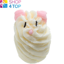 WHITE CHOCOLATE MOUSE BATH MALLOW BOMB COSMETICS FRANKINCENSE HANDMADE N... - $4.98