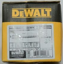Dewalt Fasteners ANRH006CM Vertical Rod Hanger Anchor For Concrete Box of 25 image 3