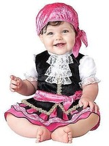 Incharacter Pretty Little Pirate Infant Baby Infant Halloween Costume 16047 - $25.99