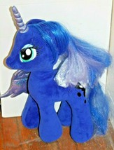 "Build-A-Bear Hasbro My Little Pony ""Princess Luna"" Blue Unicorn Plush - $21.16"