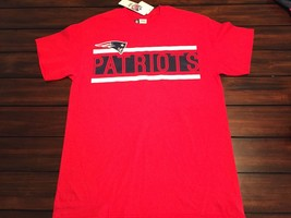 New England Patriots T-Shirt NFL Team Apparel Size Medium - $15.65