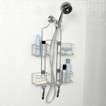 Chrome Expandable Shower Caddy Hand Held Holder Bathroom Storage Organiz... - $44.54