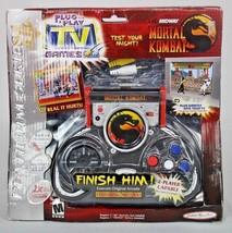 Midway Mortal Kombat Platinum Series TV Games Plug It In and Play Jakks ... - $29.69
