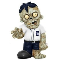 """MLB Detroit Tigers Resin Zombie Figure Statue 10"""" Resin Blue - $29.65"""