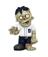 "MLB Detroit Tigers Resin Zombie Figure Statue 10"" Resin Blue - $29.65"