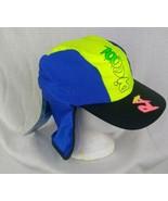 Kid's HAT Swim Rash Guard Radicool Sun UPF 100+ SFP w/ Neck Flap Kid's Lg - $11.30