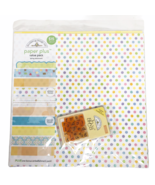 Doodlebug Design Spring Assortment 12 X 12 Scrapbook Kit Value Bundle Pa... - $24.70