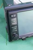 Nissan Altima GPS CD AUX NAVI Bose Stereo Radio Receiver Cd Player 25915-JA00B image 2