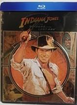 Indiana Jones & Raiders Of The Lost Ark (Blu-ray Metalpak steelbook)