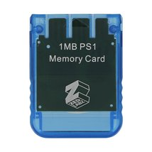 ZedLabz 1MB 15 block memory card for Sony PS1 PSX PlayStation one - PS2 ... - $6.65 CAD
