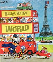 Richard Scarry's Busy, Busy World Scarry, Richard - $35.00