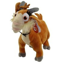 """TY 6"""" Lupe The Goat Beanie Babies Plush Stuffed Animal w/ Ty Heart Tags ... - $12.79"""