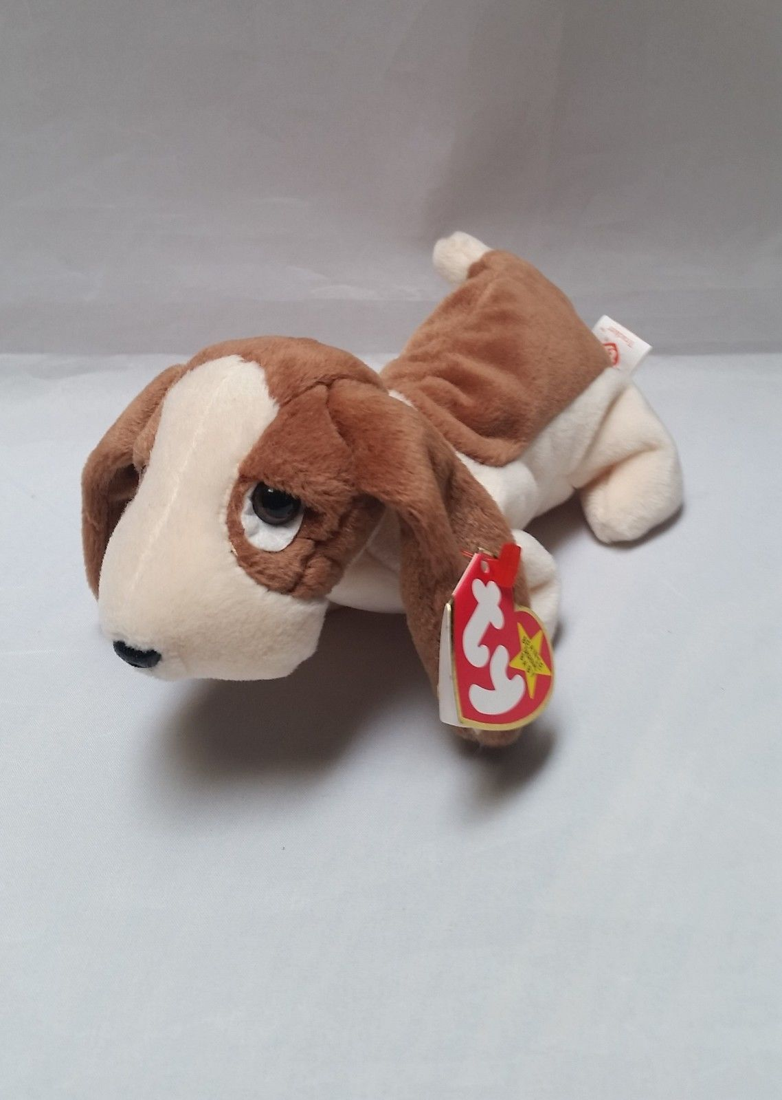 Ty Beanie Tracker Babies Baby Basset Hound and 50 similar items. S l1600 d07a3a32089a