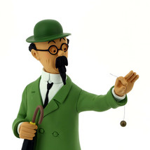 Professor Calculus resin statue from collection  Le Musée Imaginaire de Tintin  image 2