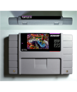 Teenage Mutant Ninja Turtles IV Turtle in The Time for Super SNES PAL - $27.99