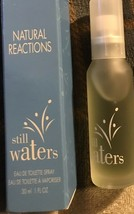 Avon Natural Reactions Still Waters Eau De Toliette Spray - 1 fl oz - NI... - $30.00