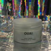 NWOB Ouai Body Creme 1oz Travel BONUS HAIR Treatment Masque Mask Sachet