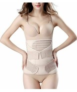 New Chong Erfel Postpartum Recovery Belt One Size Waist Trainer Girdle 3... - $20.58
