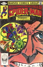 The Spectacular Spider-Man Comic Book #68 Marvel 1982 Very FINE/NEAR Mint Unread - $4.99