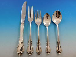 Legato by Towle Sterling Silver Flatware Set for 8 Service 48 pieces with chest - $2,295.00