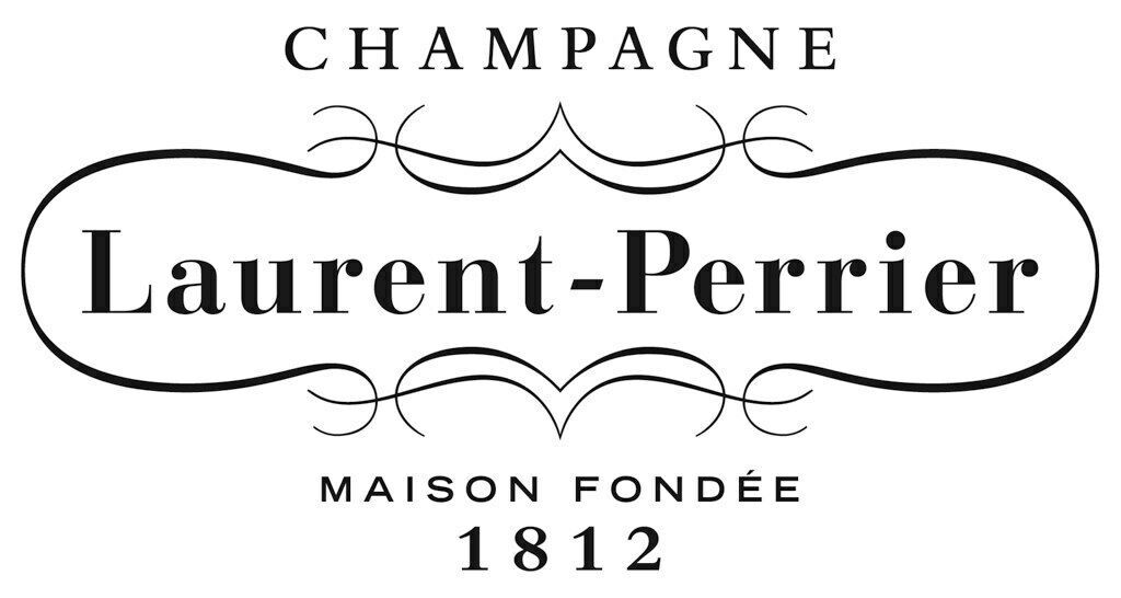 "2 (Two) LAURENT-PERRIER Maison Fonde'e 1812 Crystal Champagne Flutes 7 3/4"" Tall image 5"