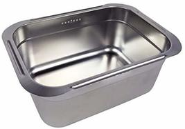 SU Company Stainless Steel Kitchen Sink Bowl Tub